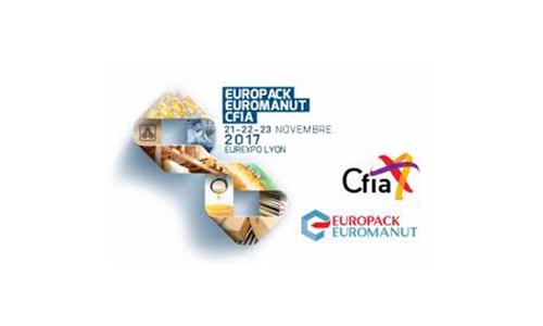 S2M Ouest sera présent au salon Europack - Euromanut 2017 à Lyon