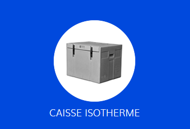 S2M ouest bac caisse isotherme cat